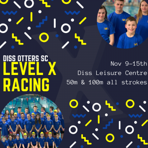 Level X: S1 R1 @ Diss Leisure Centre